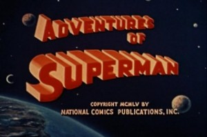 Adventures of Superman Title