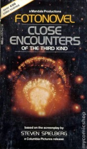 Close Encounters fo the Third Kind Fotonovel