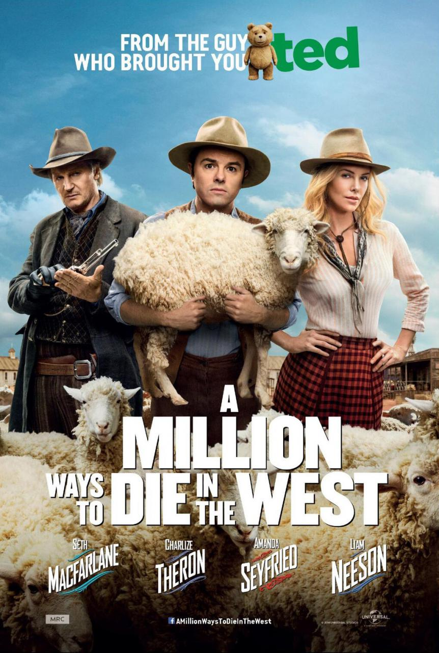 A Million Ways to Die in the West Huge Cameo Spoiler ...