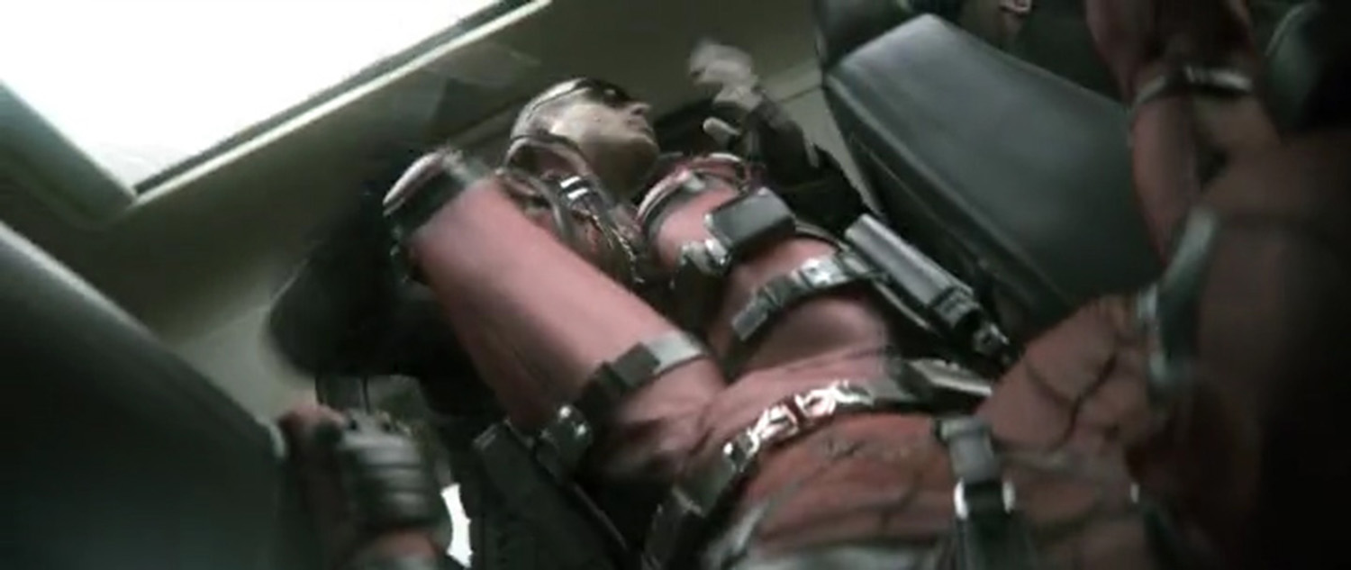 Deadpool test footage leaked 2019 celebrity