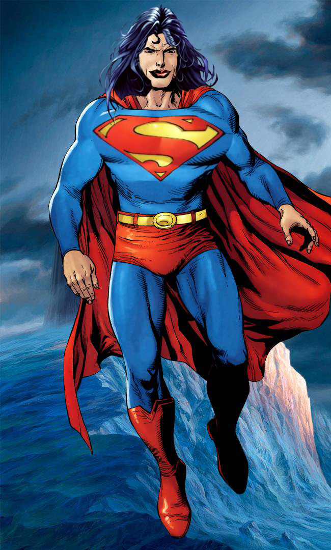 Image result for Transgender Superman