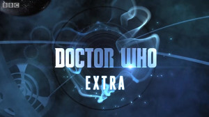 Doctor Who Extra Title Card