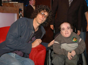 Eric the Actor and Howard Stern