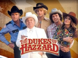 The Dukes of Hazzard Title Card