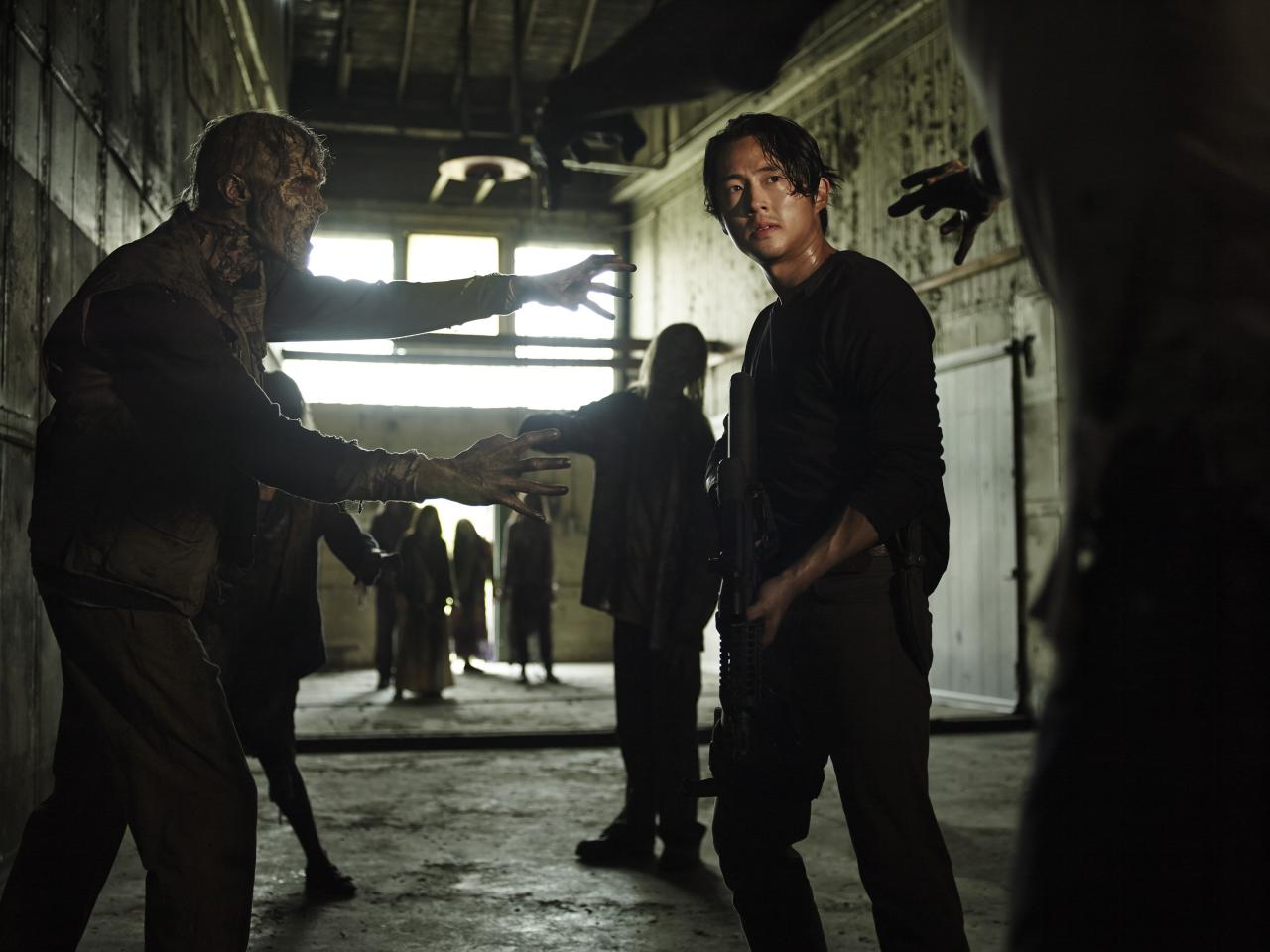 5 Staffel The Walking Dead