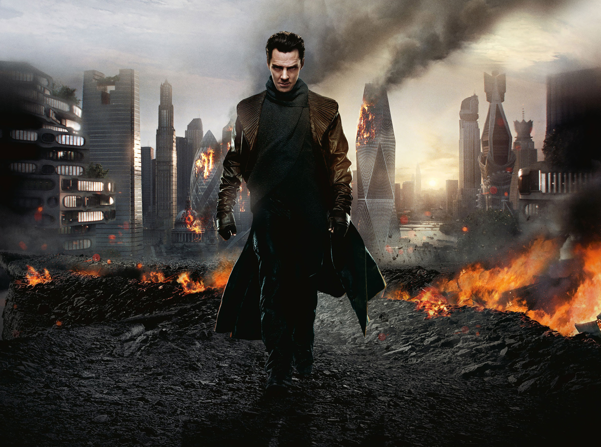 Is Benedict Cumberbatch's Khan in