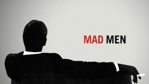 Mad Men Title Card