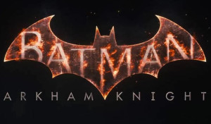 Batman Arkham Knight Logo Slider Image