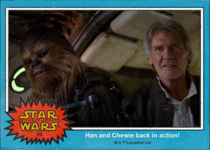 Han and Chewie back in action