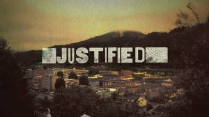 Justified Title Card