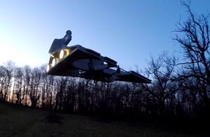 Star Destroyer Quadcopter