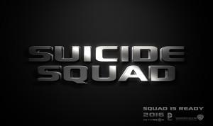 Suicide Squad Title Card