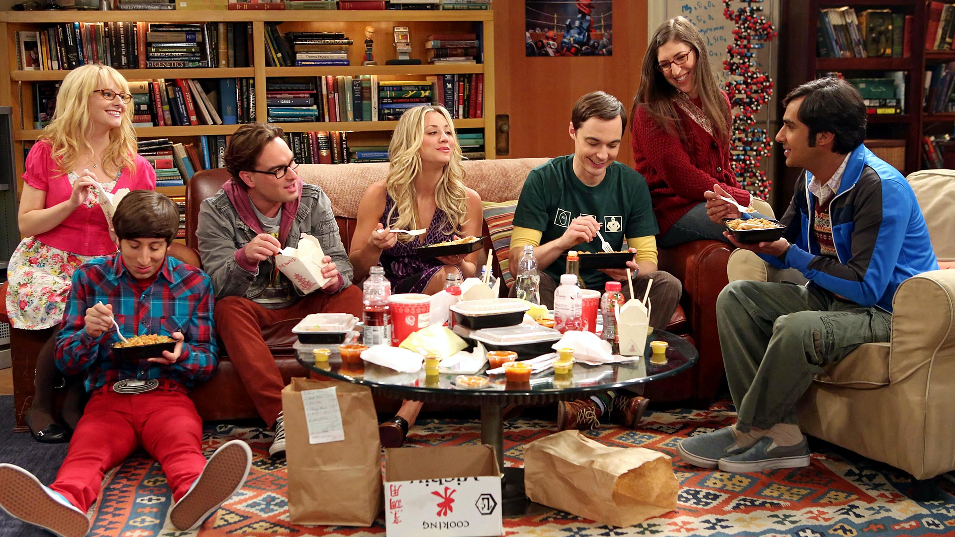 Stream big bang theory