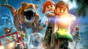 Lego Jurassic World Video Game Pic