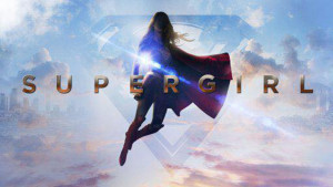 Supergirl Title Card