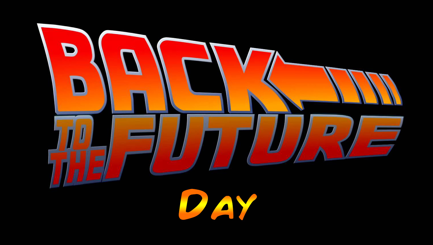 Happy quot back to the future quot day step inside for some goodies know