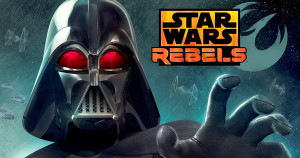 Star Wars Rebels Title