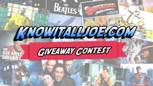 Know It All Joe Giveaway Contest