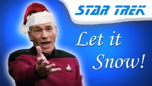 Star Trek Captain Picard Christmas