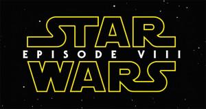Star Wars Episode VIII Title