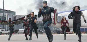 Captain America Civil War Pic