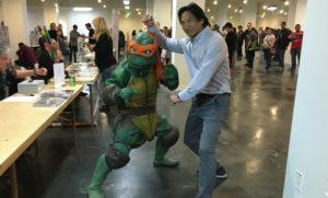 Comic Con Story Main Photo