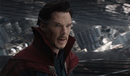 "The New ""Doctor Strange"" Trailer Mystically Appears!"