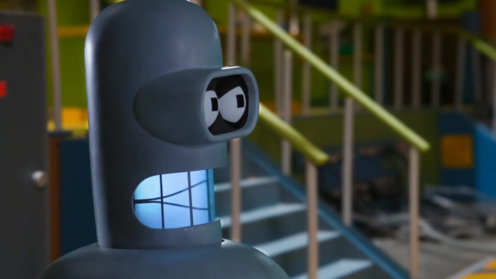 Live-Action Futurama Pic 10