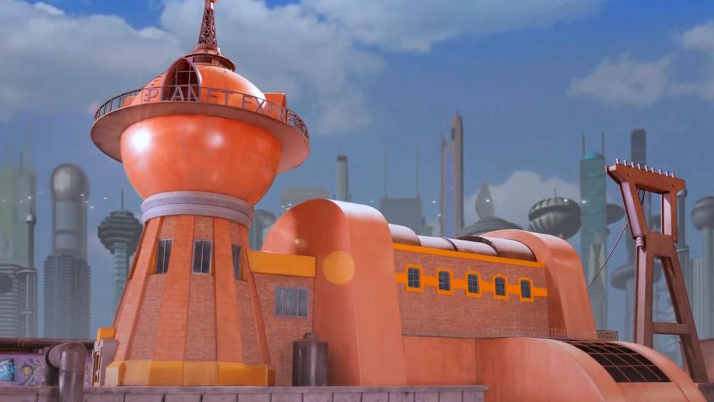 Live-Action Futurama Pic 15
