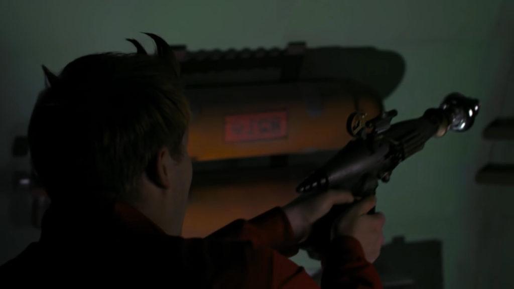 Live-Action Futurama Pic 2