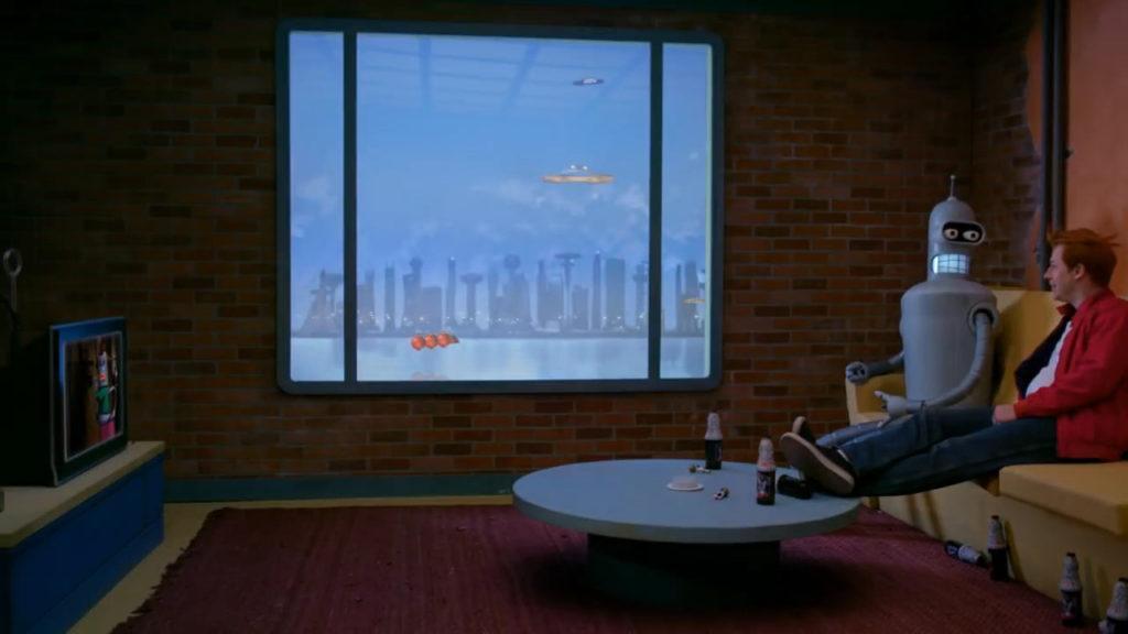 Live-Action Futurama Pic 32