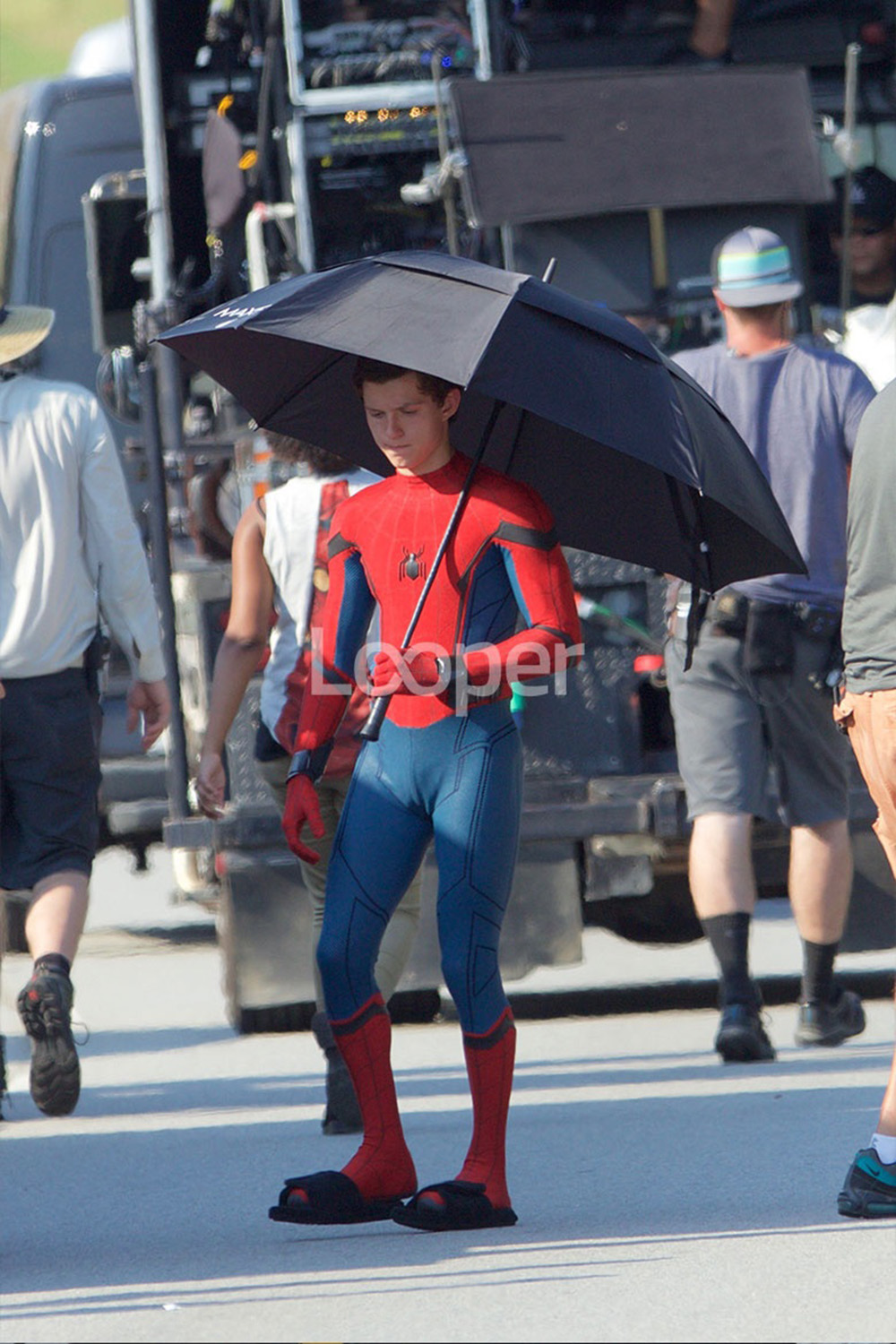 Spider-man Homecoming Pic 10
