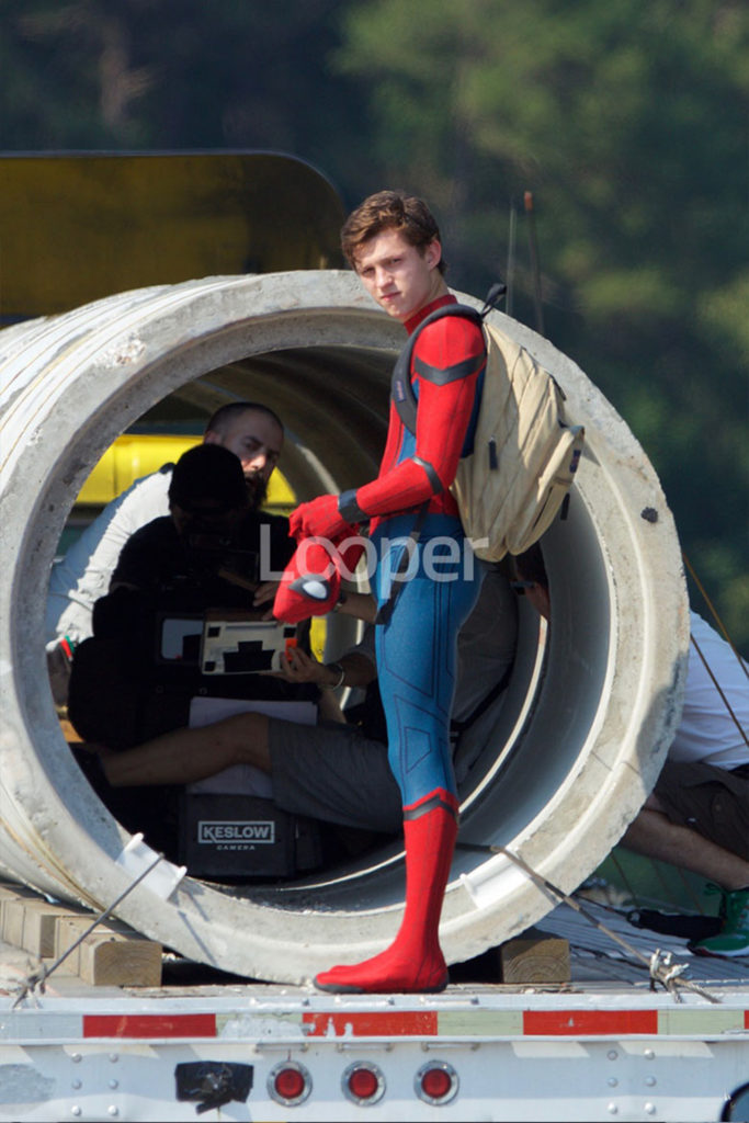 Spider-man Homecoming Pic 2