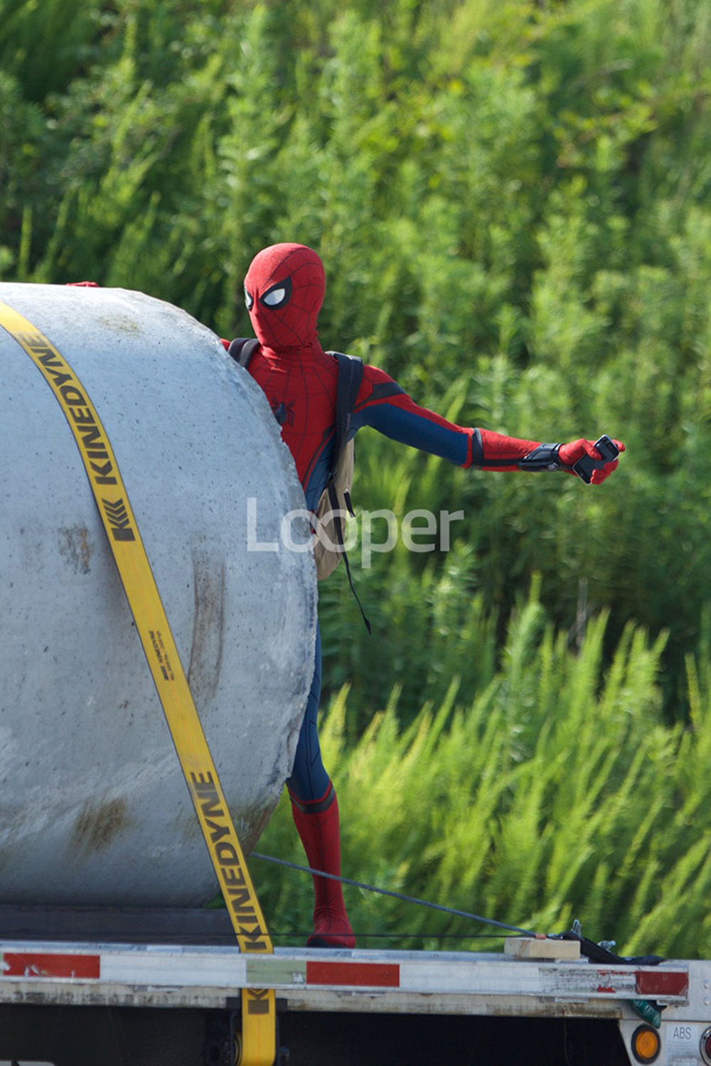 Spider-man Homecoming Pic 7
