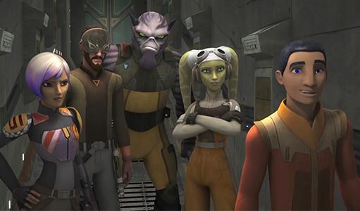 """Star Wars Rebels"" Season Three Trailer"