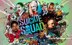 Suicide Squad Poster Pic
