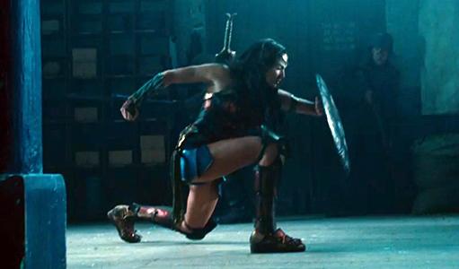 """The """"Wonder Woman"""" Trailer Debuts!"""