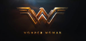 Wonder Woman Title Card