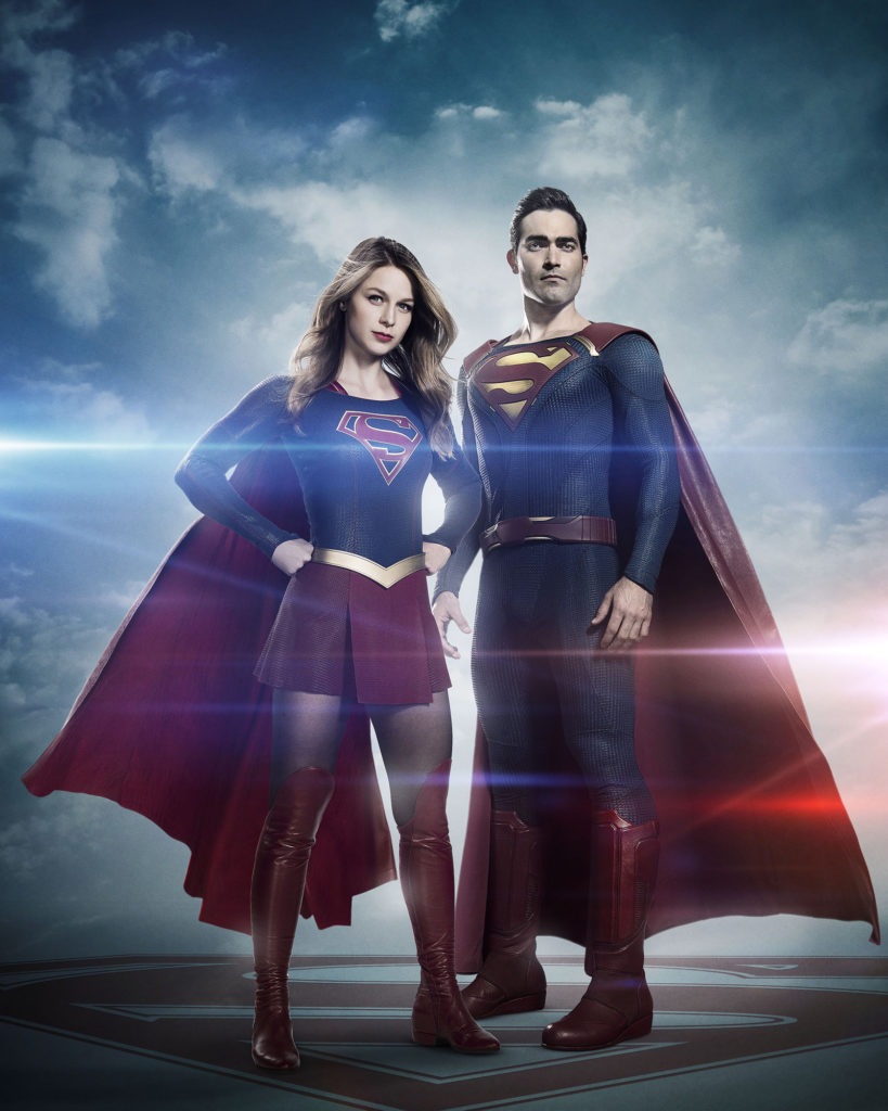 Tyler Hoechlin as Superman 15