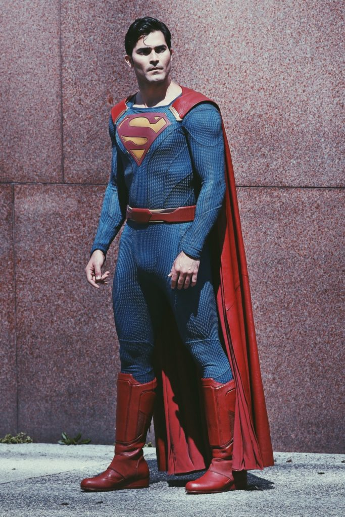 Tyler Hoechlin as Superman Pic 1