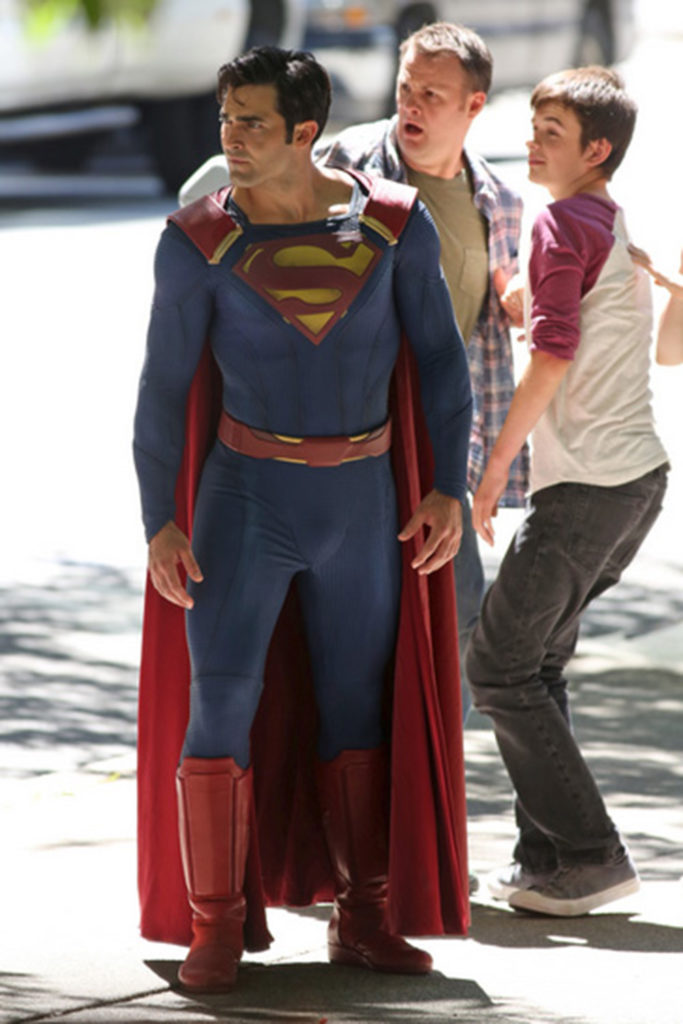 Tyler Hoechlin as Superman Pic 10