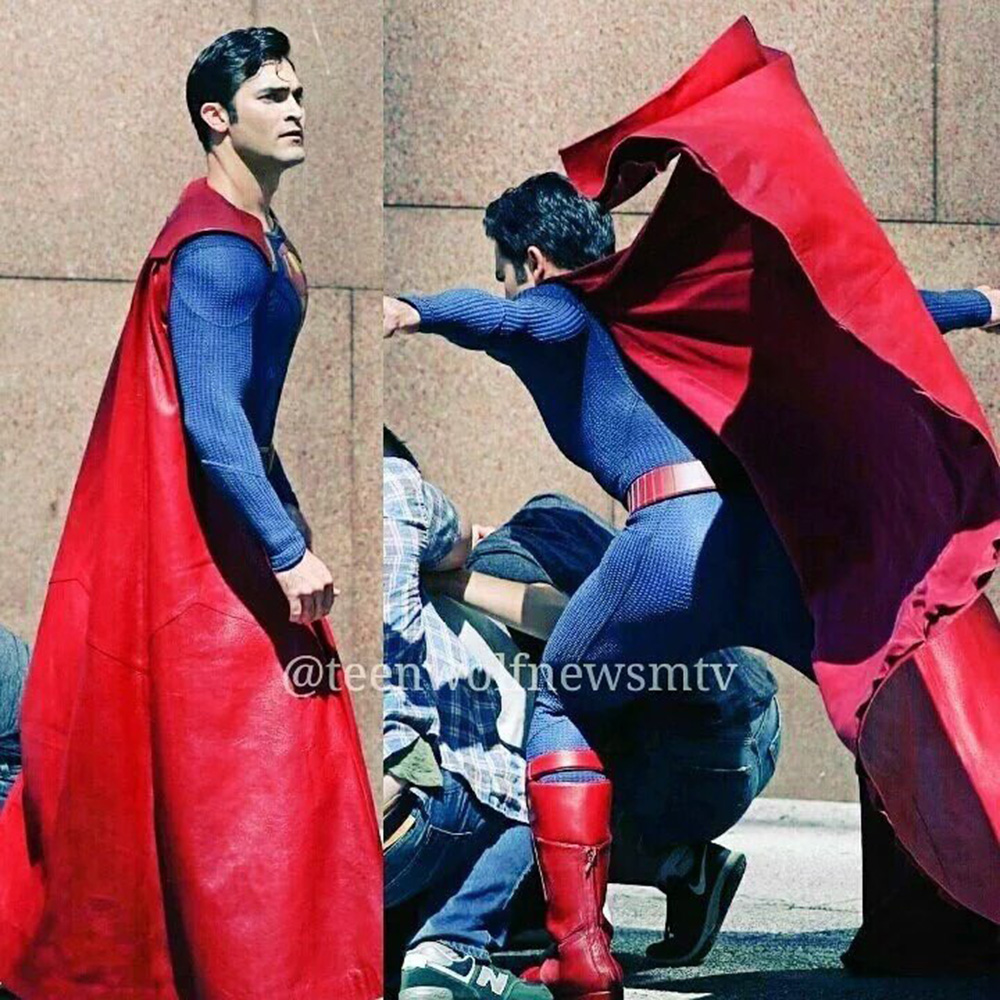 Tyler Hoechlin as Superman Pic 11