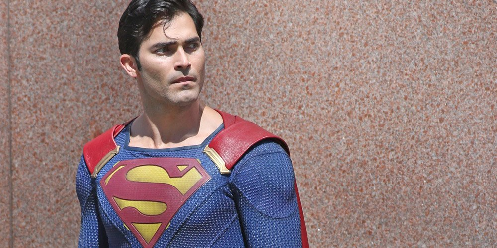 Tyler Hoechlin as Superman Pic 12