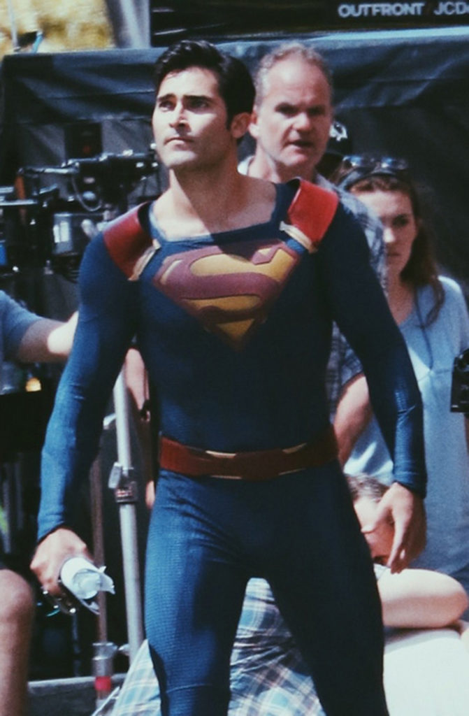 Tyler Hoechlin as Superman Pic 2