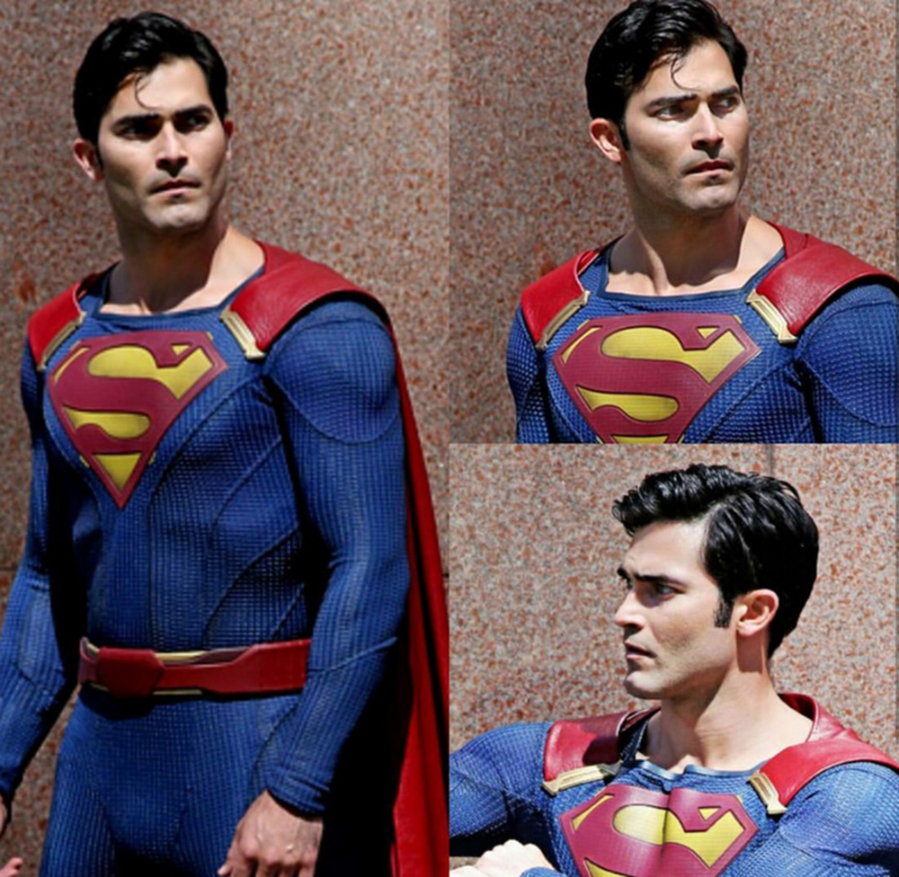 Tyler Hoechlin as Superman Pic 4