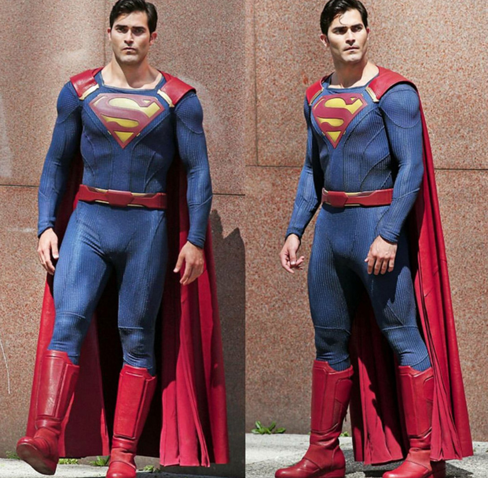Tyler Hoechlin as Superman Pic 5
