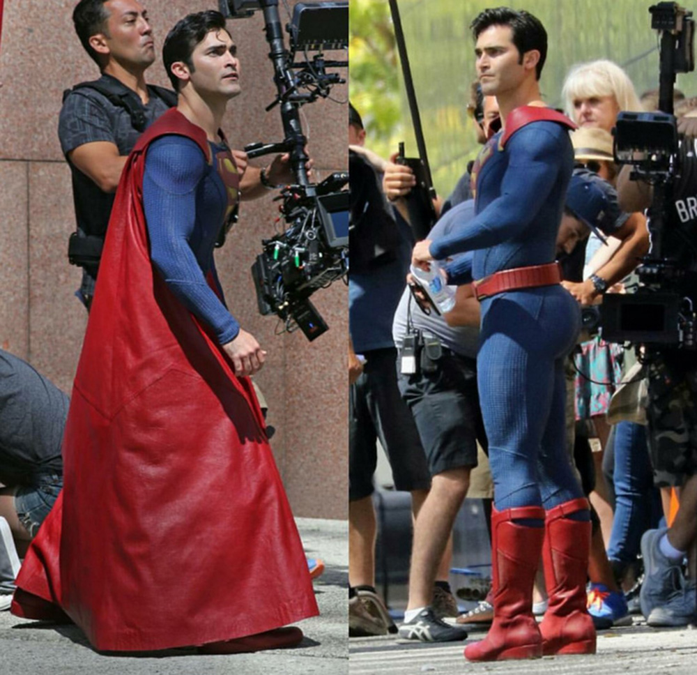Tyler Hoechlin as Superman Pic 6