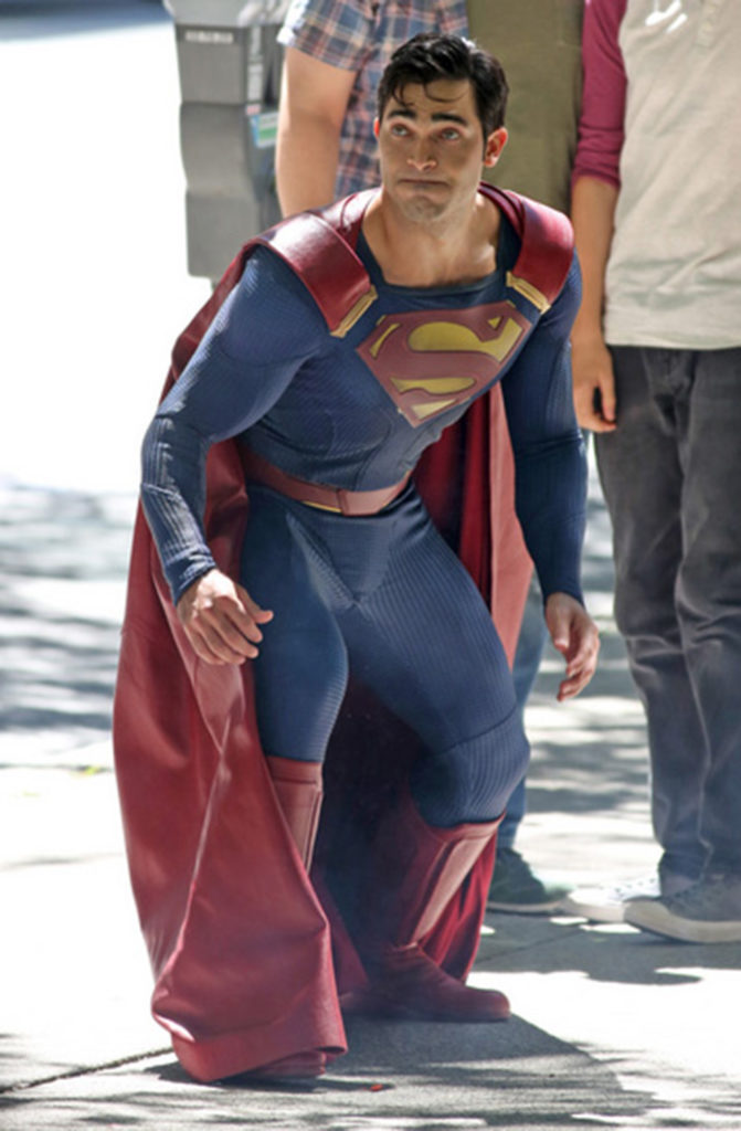 Tyler Hoechlin as Superman Pic 7