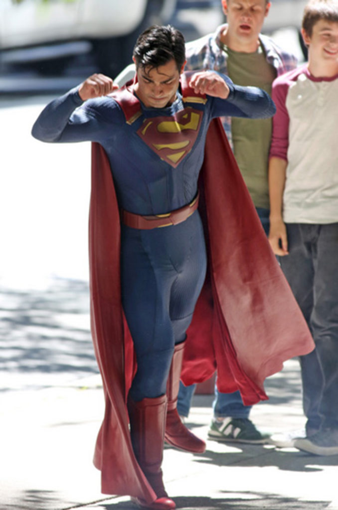Tyler Hoechlin as Superman Pic 8