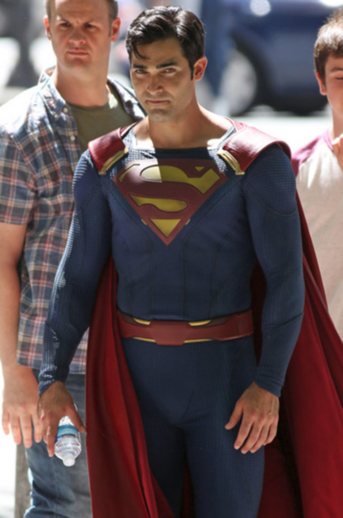 Tyler Hoechlin as Superman Pic 9
